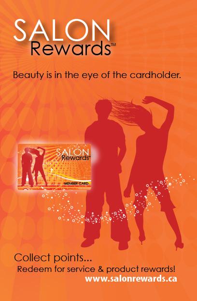 Salon Rewards with Salon Resource Group salons in Atlantic Canada